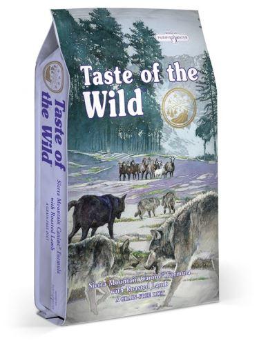 Taste of the Wild Sierra Mtn Canine 13 kg