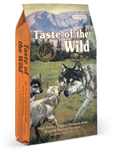 Taste of the Wild High Prairie Canine Puppy 2 kg