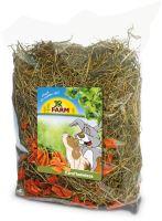 JR Farm Seno s mrkví 500 g