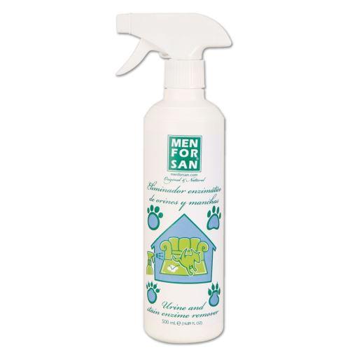 MenForSan Odstraňovač pachu, moči a skvrn 500 ml