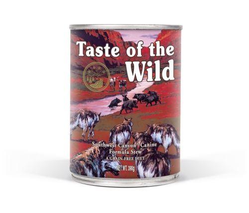 Taste of the Wild Konzerva Southwest Canyon 390 g