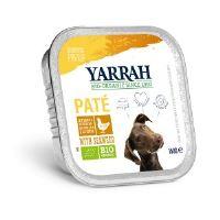 Yarrah BIO Paté kuřecí s mořskou řasou 150 g