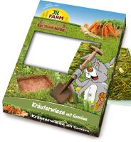 JR Farm Sušená louka zeleninová 750 g
