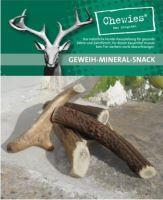 Chewies Paroží jelení XS