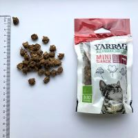 Yarrah BIO Mini snack pro kočky 50 g