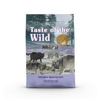 Taste of the Wild Sierra Mtn Canine 5,6 kg