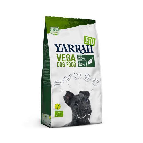 Yarrah BIO Vegetariánské granule pro psy 10 kg