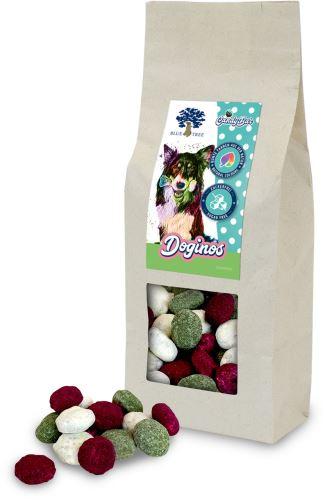 Blue Tree Mix psích dropsů Doginos 100 g