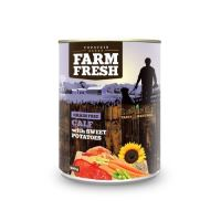 Farm Fresh Calf with Sweet Potatoes 800g