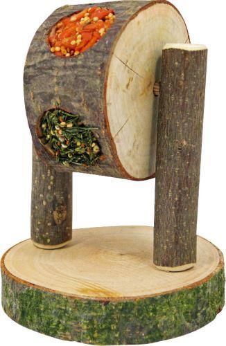 JR Farm Dřevěné kolo s náplní 200 g