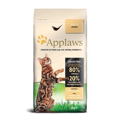Applaws Granule Cat Adult Chicken 2 kg