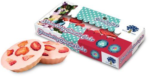 Blue Tree Jahodový cheesecake 50 g