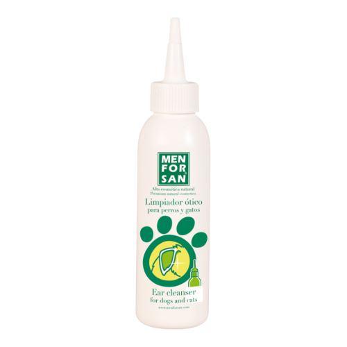 MenForSan Přípravek pro čištění uší 125 ml