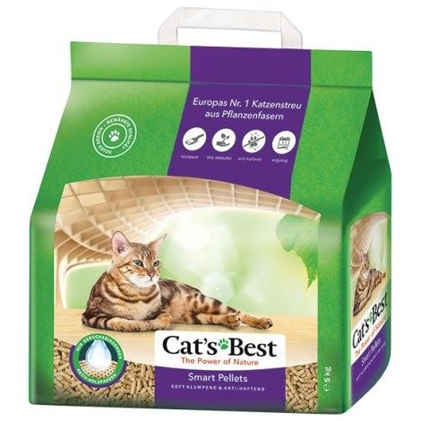 Cat´s Best Smart pellets 10 l/5 k g