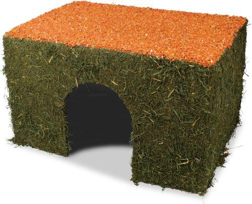 JR Farm Domek ze sena s mrkví velký 600 g