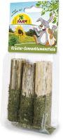 JR Farm Slunečnicové stonky s pískavicí 20 g