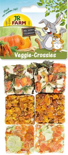 JR Farm Zeleninové kostičky 100 g