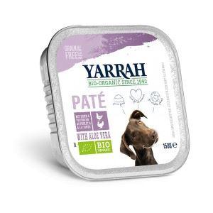 Yarrah BIO Paté krůtí s aloe vera 150 g