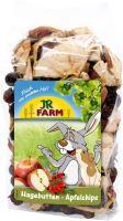 JR Farm Šípky a plátky jablek 125 g