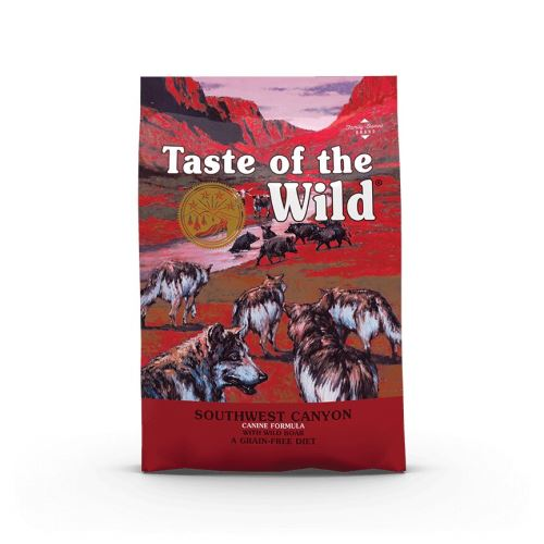 Taste of the Wild Southwest Canyon Canine 12,2 kg