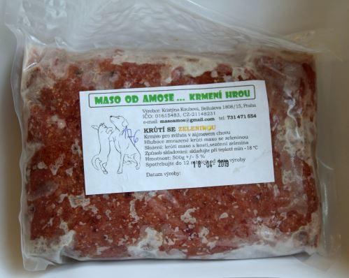 Amos Krůtí se zeleninou 500 g