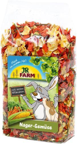 JR Farm Zelenina pro hlodavce 150 g