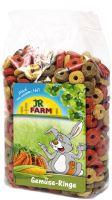 JR Farm Zeleninové kroužky 200 g