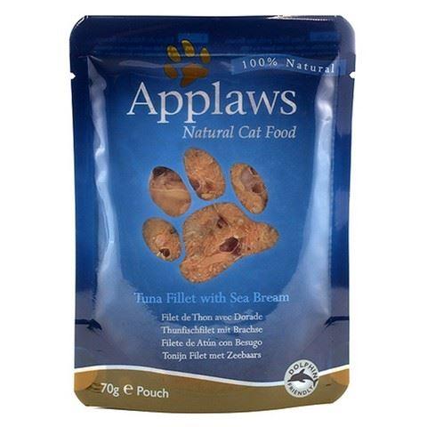 Applaws Kapsička Cat tuňák a pražma 70 g