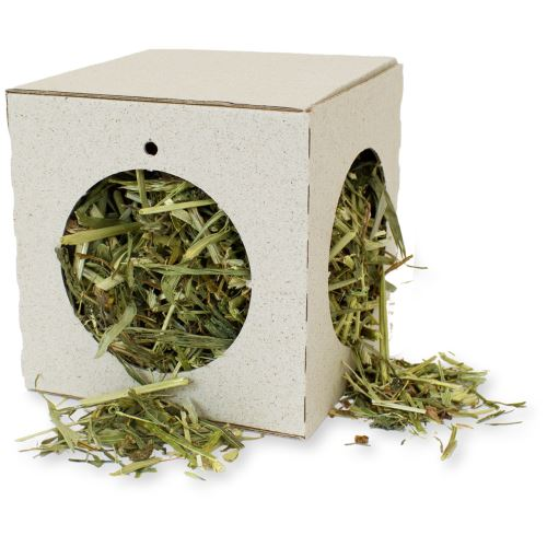 JR Farm Závěsná papírová kostka s bylinkami 130 g