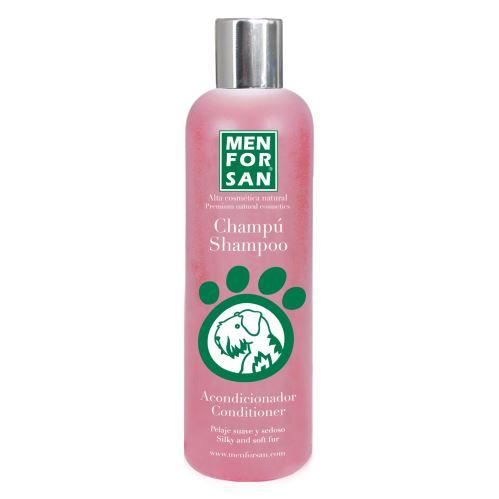 MenForSan Šampon a kondicionér 2v1 proti zacuchávání srsti 300 ml
