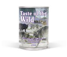Taste of the Wild Konzerva Sierra Mountain 390 g