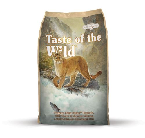 Taste of the Canyon River Feline 2 kg