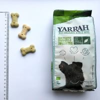 Yarrah BIO Psí vegetariánské sušenky Multi 250 g
