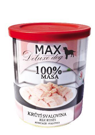 MAX Krutí svalovina bez kosti 800g
