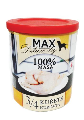 MAX 3/4 kuřete 800g