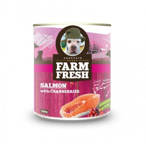 Farm Fresh Salmon with Cranberries 750g