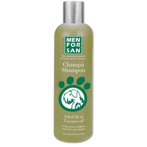 MenForSan Šampon proti svědění Tea Tree 300 ml
