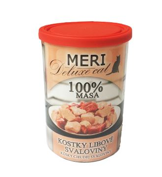 MERI Kostky libového masa 400g