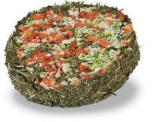 JR Farm Bezobilný koláček ze sena se zeleninou 75g