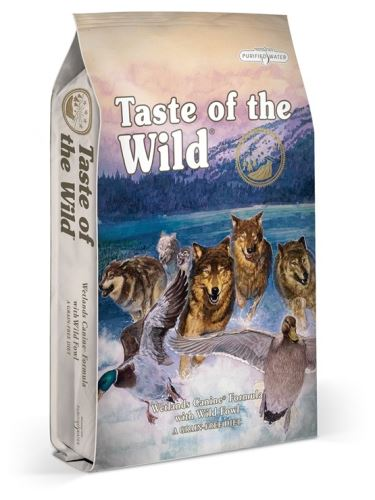 Taste of the Wild Wetlands Canine 6 kg
