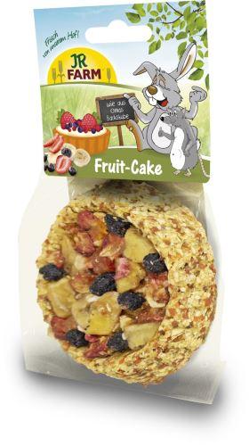 JR Farm Ovocný koláč 80 g